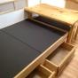 畳敷きスペース