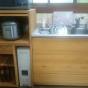 キッチンキャビネット